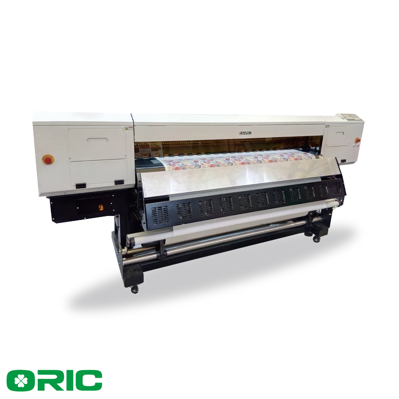 OR18-G5-TX4 Sublimation Printer With Four Ricoh Gen5 Print Heads