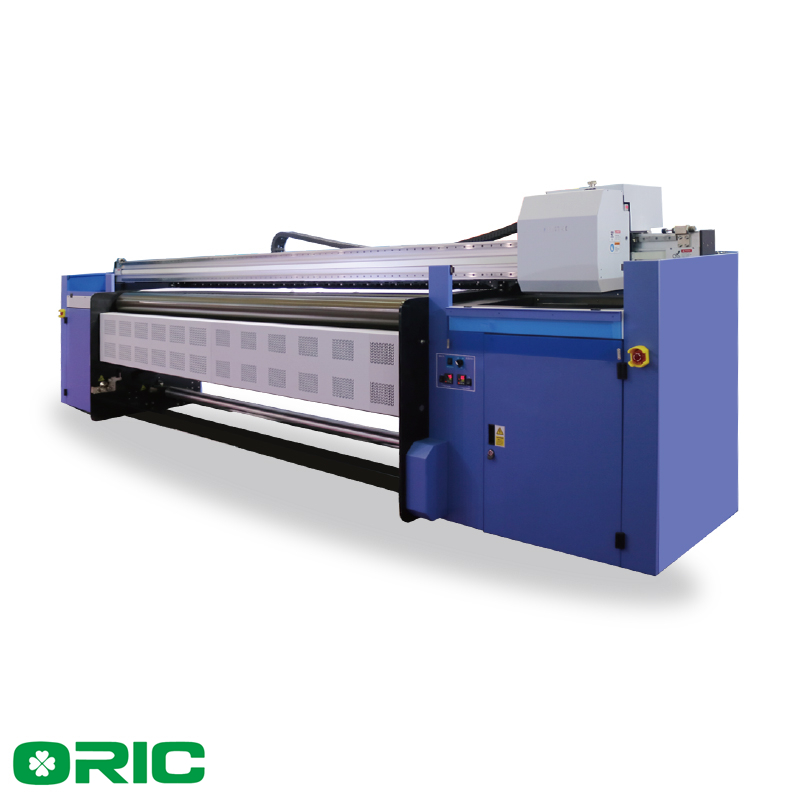 M3200-TX9 3.2m Sublimation Printer With Nine Gen5 Print Heads