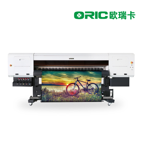 OR-6800 1.8m UV Roll To Roll Printer With Gen5/Gen6 Industrial Print Heads