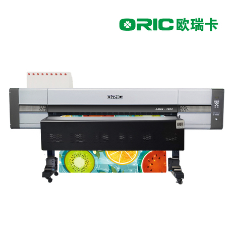 Latex-1802&1803 Environmental-friendly 1.8m Latex Printer