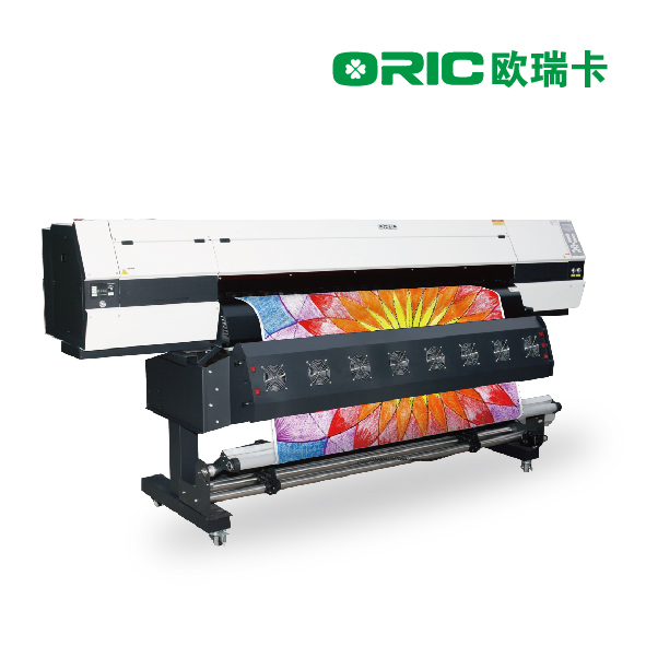 OR18-S3 1.8m Eo Slvent Printer With Three DX5 Print Heads